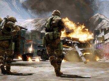 Battlefield video game